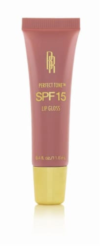Black Radiance Perfect Tone SPF 15 Sunset Rose Lip Gloss Perspective: front