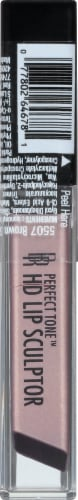 Black Radiance Perfect Tone HD Lip Sculptor Brown Sugar Babe Lipstick Perspective: front
