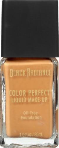 Black Radiance Color Perfect Bisque Liquid Makeup Foundation Perspective: front