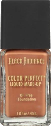 Black Radiance Color Perfect Espresso Liquid Makeup Foundation Perspective: front