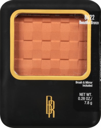 Black Radiance 8622 Beautiful Bronze Pressed Powder Perspective: front