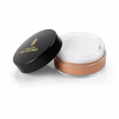 Black Radiance True Complexion Honeymoon Loose Setting Powder Perspective: front