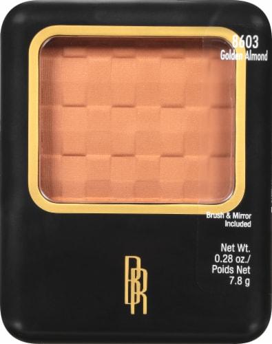 Black Radiance Golden Almond Pressed Powder Perspective: front