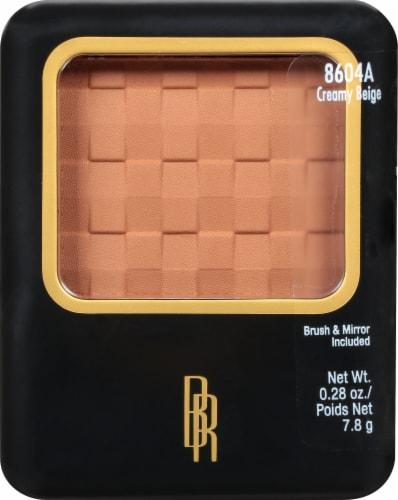 Black Radiance Creamy Beige Pressed Powder Perspective: front