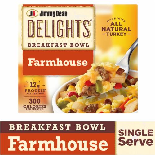 Jimmy Dean Delights Farmhouse Breakfast Bowl Perspective: front