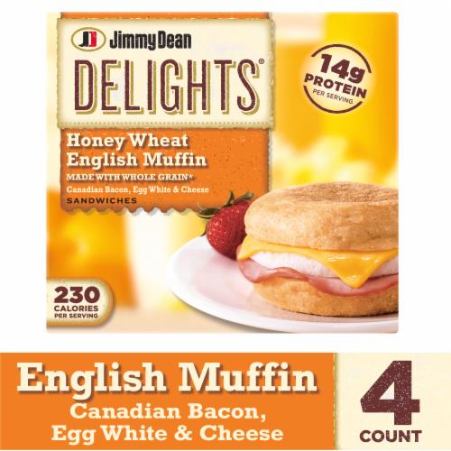Jimmy Dean Delights Honey Wheat English