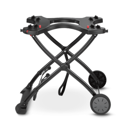 Weber Q Portable Cart Perspective: front