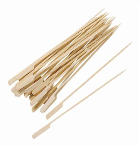 Weber 9.5 In. Bamboo Skewer (25-Pack) 6608 Perspective: front