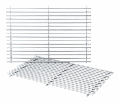 Weber Grill Grate 17.3 in. L x 11.8 in. W - Case Of: 1; Perspective: front