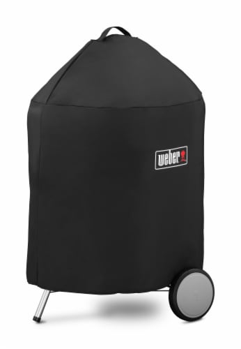 """Weber® Premium Grill Cover for 22"""" Grills Perspective: front"""