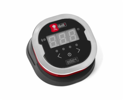 Weber iGrill 2 Bluetooth Connected Thermometer Perspective: front