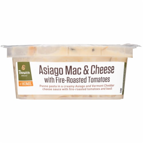 Panera Bread® at Home Asiago Mac & Cheese with Fire Roasted Tomatoes Perspective: front