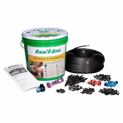 Rain Bird DRIPPAILQ Drip System Expansion & Repair Kit Perspective: front