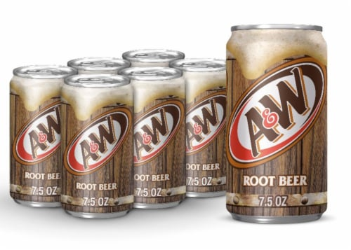 A&W Root Beer Perspective: front