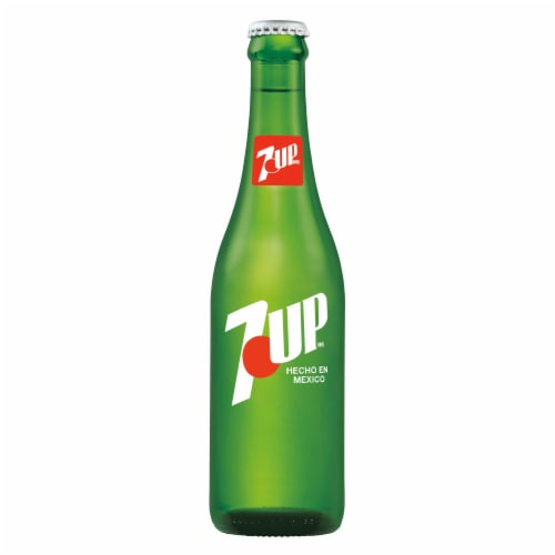 7UP Made in Mexico Lemon Lime Soda Perspective: front
