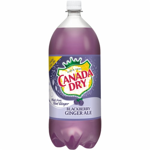 Fred Meyer Canada Dry Blackberry Ginger Ale