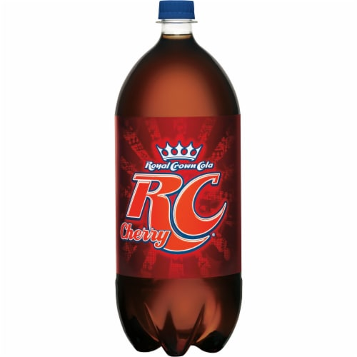 RC Cherry Cola Perspective: front