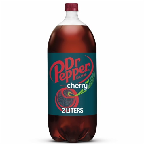 Dr Pepper® Cherry Soda Perspective: front