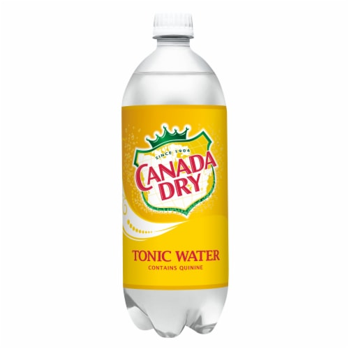 Canada Dry Tonic Water Perspective: front