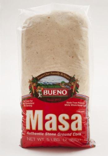 Bueno Masa Ground White Corn Perspective: front