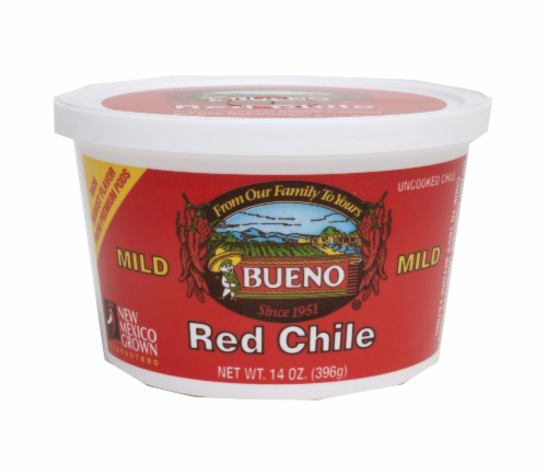 Bueno Mild Red Chile Puree Perspective: front
