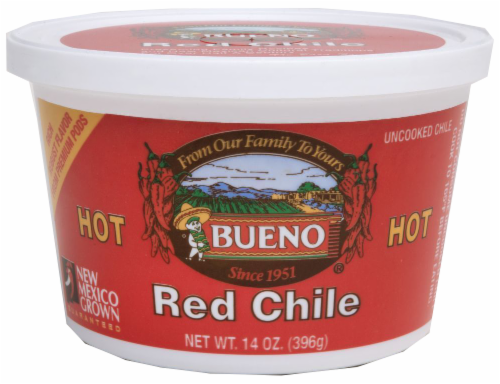 Bueno Hot Red Chile Puree Perspective: front