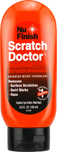 Reed-Union Nu Finish Scratch Doctor Car Scratch Remover Perspective: front