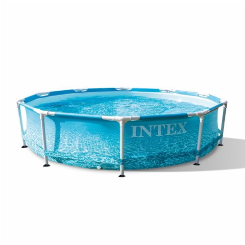 Bestway 60022E SaluSpa Hawaii AirJet 6 Person Inflatable Hot Tub Spa with Pump Perspective: front