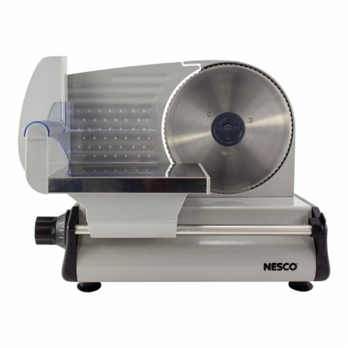 Nesco Stainless Steel Food Slicer Perspective: front