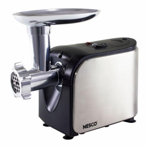 Nesco FG-180 500-Watt Motor Food Grinder Perspective: front