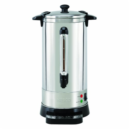Nesco Coffee Urn Perspective: front