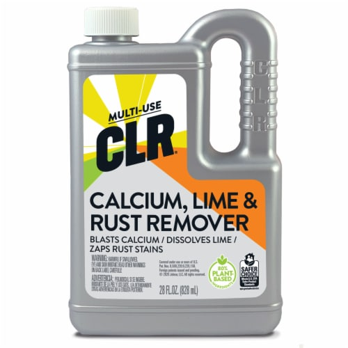 CLR Calcium Lime & Rust Remover Perspective: front