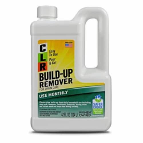 CLR Clear Pipes & Drains 42 Oz. Drain Opener & Cleaner CBR-6 Perspective: front