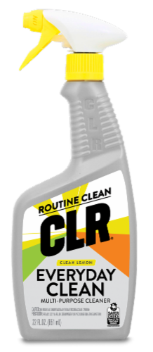 CLR® Clean Lemon Multi-Purpose Cleaner Perspective: front