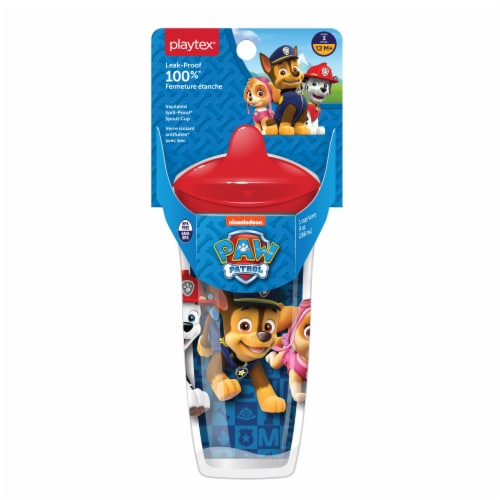Playtex Paw Patrol Stage 3 Spout Cup Perspective: front