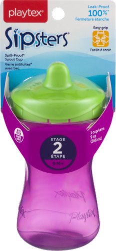 Playtex Anytime Spout Cup Perspective: front