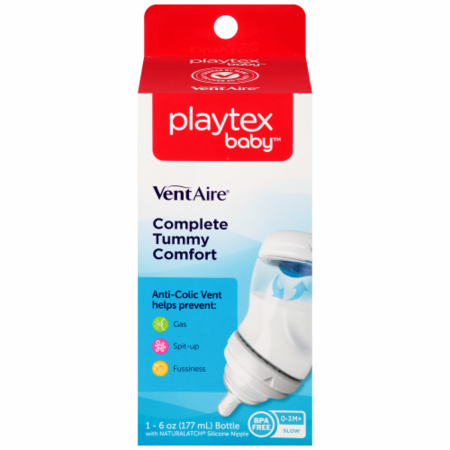 Playtex Ventaire Advanced Wide Bottle Perspective: front