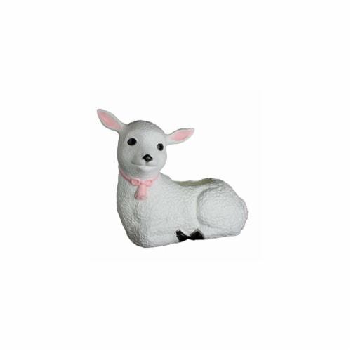 Union Products 51690SC Plastic Lamb Planter Perspective: front