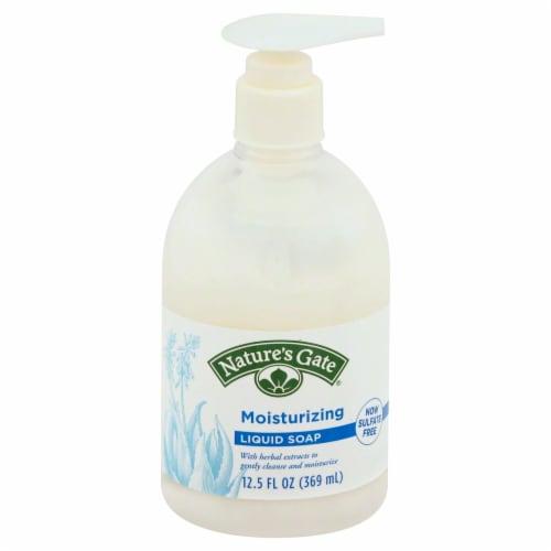 Nature's Gate Organics Moisturizing Liquid Soap Perspective: front