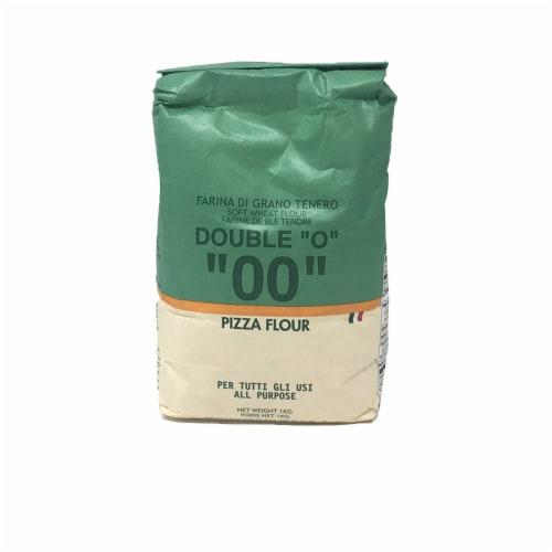 La Tua Farina 00 Soft Wheat Pizza Flour Perspective: front