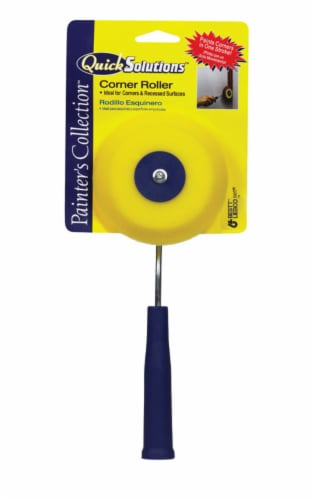 Purdy  Quick Solutions  4 in. W Corner  Paint Roller - Case Of: 1; Each Pack Qty: 1; Perspective: front