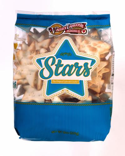 Valley Lahvosh Baking Co. Stars Original Lahvosh Crackers Perspective: front
