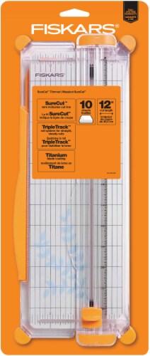 Fiskars SureCut Paper Trimmer Perspective: front
