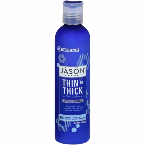 Jason Thin to Thick Extra Volume Conditioner Perspective: front