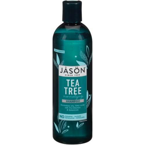Jason Tea Tree Normalizing Shampoo Perspective: front
