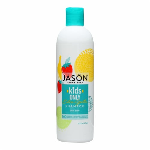 Jason Kids Only Extra Gentle Shampoo Perspective: front