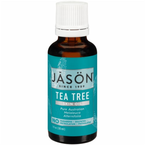 Jason Tea Tree Skin Oil Perspective: front