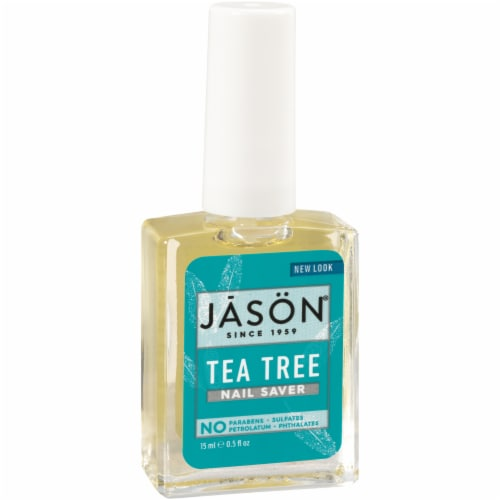 Jason Nail Saver Tea Tree Oil Perspective: front