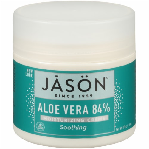 Jason Soothing Aloe Vera Moisturizing Creme Perspective: front