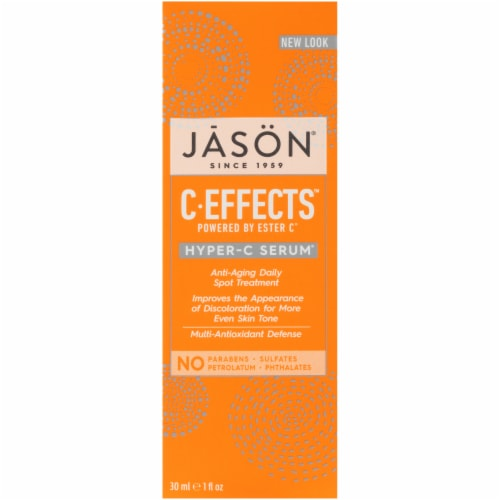 Jason Hyper-C Serum Perspective: front
